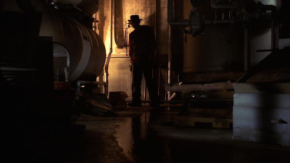 Screenshot from Nightmare on Elm Street (1984)