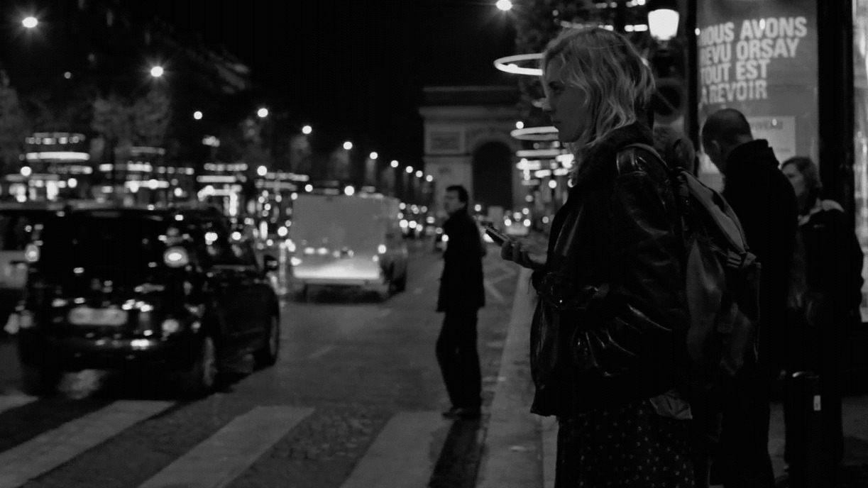 Frances Ha Arc de Triomphe